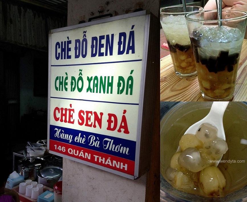 Chè (Traditional Vietnamese dessert)