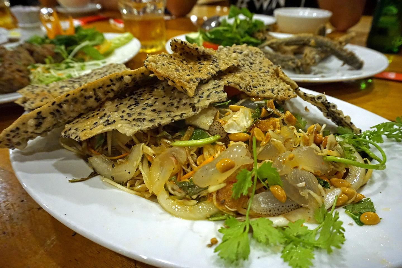 Jelly Fish Salad (Gỏi Sứa)